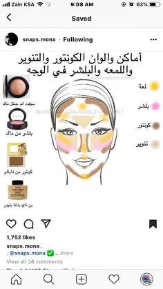 Makeup Ads, Full Makeup, Contour Makeup, Mac Makeup, Skin Makeup, Makeup Cosmetics, Makeup Brush Uses, Learn Makeup, Perfume