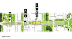 UB_FA_at_work7 Rue, Floor Plans, Diagram, Concept, How To Plan, Architecture, Street, Places, Design