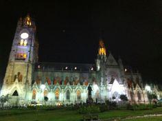 Basílica #Quito - #Ecuador (Ago 2011)