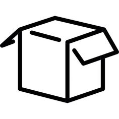 Box Icon, Line Art, Dubai, Owl, Collage, Icons, Logos, Gifts, Illustrations