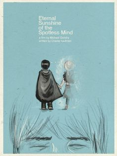 Eternal Sunshine for the Spotless Mind, Minimalist Posters.