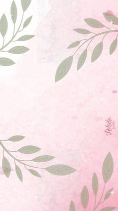 Soft Pastel Love iPhone Home Screen Wallpaper @PanPins