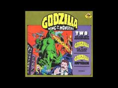 Godzilla vs Amphibion - Wonderland Records Audio Drama