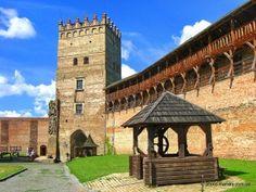 Луцький замок Любарта. Історія з цеглин