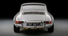 They don't come much rarer than this Porsche 911 T/R...   Classic Driver Magazine