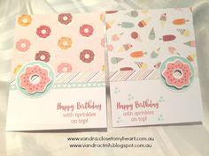 Sugar Rush #CTMHSugarRush Z3300 thin cuts C1671 stamp set - Vandra's Virtual CTMH Craftroom