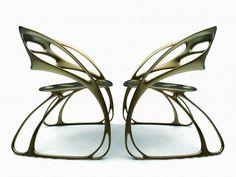 Butterfly by Eduardo García Campos #Chair