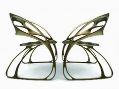 Chair – Butterfly by Eduardo García Campos