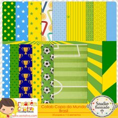 Collab World Cup Brazil with Armazém Criativo