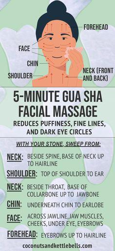 Gua Sha Facial Massage: Tutorial, Benefits, and Tools