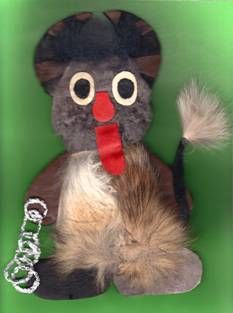 Čertík Teddy Bear, Christmas Ornaments, Toys, Holiday Decor, Animals, Activity Toys, Animales, Animaux, Christmas Jewelry