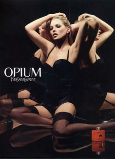 YSL ♥ Opium. Discover the world of fragrances at www.Scentbird.com and Try perfumes for FREE