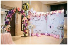 No photo description available. Wedding Stage Decorations, Backdrop Decorations, Birthday Party Decorations, Backdrops, Rustic Wedding, Wedding Day, Wedding Nails, Wedding Things, Wedding Reception