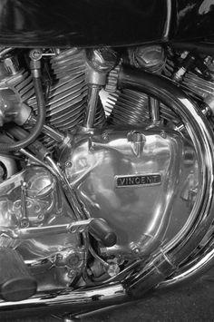 Vincent Motorcycle engine