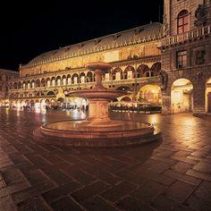Piazza delle Erbe,Padova