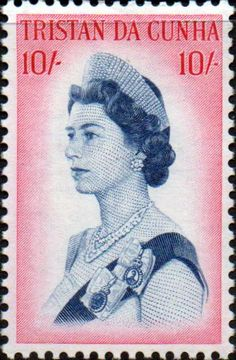 Tristan Da Cunha 1965 SG 83 Ship MS Bornholm Fine Mint Scott 83 Other British Commonwealth Empire and Colonial stamps for sale Here