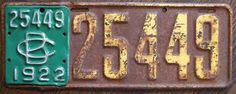 Image result for british columbia licence plates