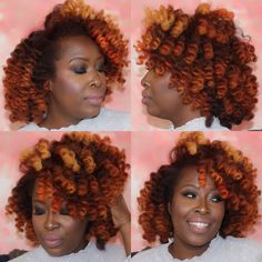 Check out my video on my Custom Color on #NaturalHair https://youtu.be/FJ7weiNgcpI #naturalhairstyles #haircolor #healthyhair #cutlife #curlbox