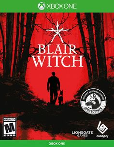 Blair Witch Jeux Xbox One, Xbox One Games, Ps4 Games, Playstation, Xbox 1, Maryland, Fun To Be One, How To Find Out, Layers Of Fear