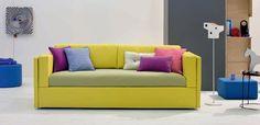 Sofá cama / moderno / de interior / de lona UP&DOWN V.&NICE