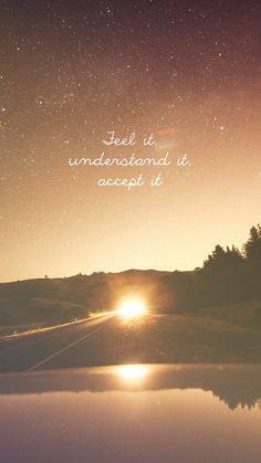 Feel it, understand it, accept it, inner engineering