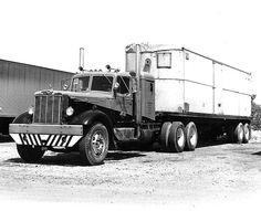 Mack LT 1949-56  Barry Pazan Diecast Old Time Trucks kit
