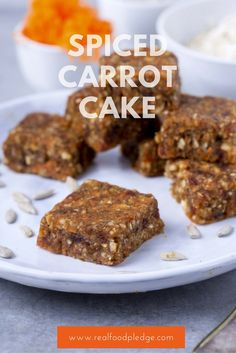 Southern Cooking: Quick and easy spiced carrot cake recipe!