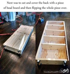 Would love to have the time, tools and measuring skills to make this. Easy Peasy!!!
