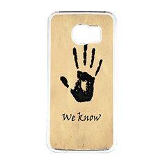 FRZ-Skyrim Dark Brotherhood We Know Galaxy S6 Case Fit For Galaxy S6 Hardplastic Case White Framed FRZ http://www.amazon.com/dp/B016ZBPZSO/ref=cm_sw_r_pi_dp_nnSnwb0TSFWP1