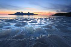 Laig Bay Blues, Isle of Eigg, Scottish Highlands and Islands