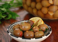 The Lost Art of Curing Olives: Great historical information as well as directions and recipe ideas