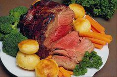 Varomeando: Roast beef