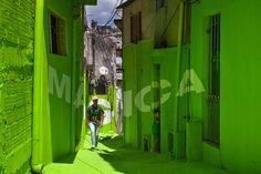 Luz nas vielas: um projeto que coloriu os becos da Vila Brasilândia