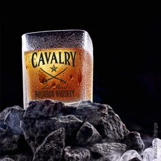 Cavalry Bourbon is