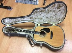 K.Yairi YW600 Vintage 1978 Acoustic Guitar Beautiful JACARANDA + HARD CASE #KYAIRI
