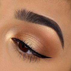 WEBSTA chelsea tiscareno Last post for this look, but the TUTORIAL for . - braut make up - Eye Makeup Gold Eye Makeup, Glam Makeup Look, Eyeshadow Makeup, Dark Makeup, Gold And Brown Eye Makeup, Eyeshadows, Brown Eyed Makeup, Burgundy Makeup, Brown Skin Makeup