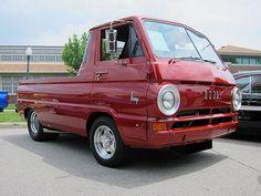 1966 Dodge A100 pickup a   Flickr - Photo Sharing!