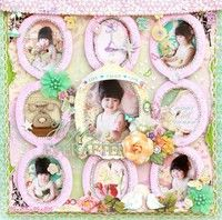 A Project by Tomoko Takahashi from our Scrapbooking Gallery originally submitted 12/02/11 at 02:24 AM