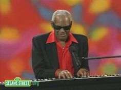 ABCs - Ray Charles, Susan Sarandon & other celebrities sing the alphabet song