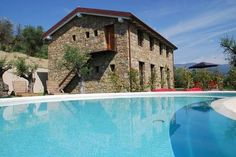 For Rent in Dolceacqua - Treat yourself to some exclusive holidays on a wine-growing estate in Liguria.
