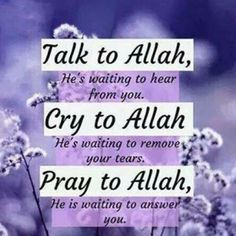Love this..its so true your prayers never go unanswered..