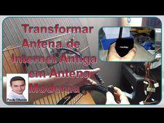Transformar Antena de Internet Antiga em Antena Moderna Fitbit, Internet, Journaling, Trendy Tree, Ants, Art