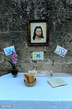 On the occasion of the Feast of Corpus Christi, small altars... #ugento: On the occasion of the Feast of Corpus Christi, small… #ugento