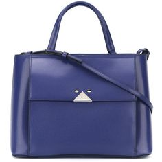 Emporio Armani Shopping Bag With Belt (61620 RSD) ❤ liked on Polyvore featuring bags, handbags, tote bags, royal blue, blue handbags, handbags totes, shopper tote handbags, shopping tote and blue purse
