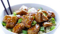 Pollo al wok en tres pasos