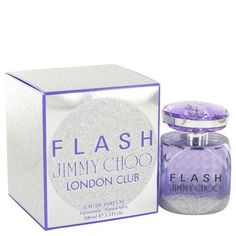 Jimmy Choo Flash London Club by Jimmy Choo Eau De Parfum Spray (Limited Edition) 3.3 oz (Women)