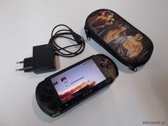 Konsola PSP Sony + Etui - Opole (Opole)