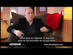 Robert McKee, el arte de contar historias - EITB