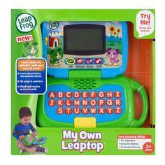 LeapFrog My Own Leaptop, Green