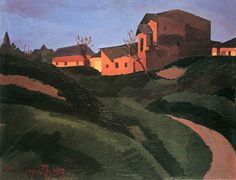 József Nemes-Lamperth 1917 Fauvism Art, Rockwell Kent, James Mcneill Whistler, Raoul Dufy, Bold Colors, Van Gogh, Impressionism, Beast, Artists